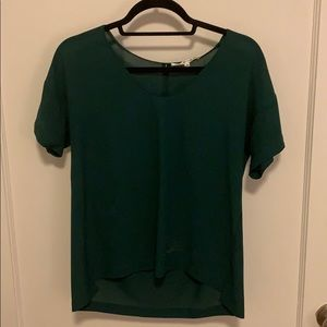 Short sleeve Collective Concepts blouse